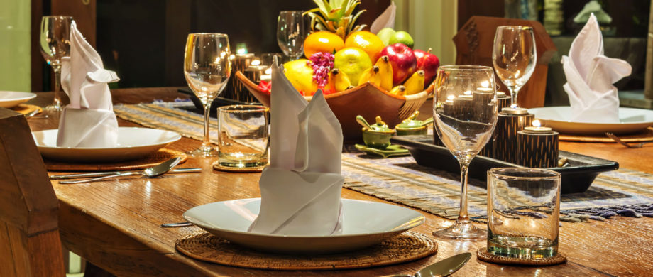 Enjoy fine dining during your vacation to Citakara Sari Estate